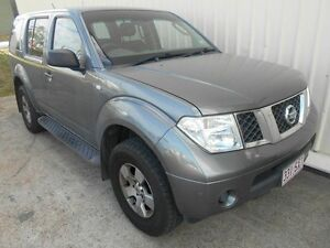 2007 Nissan Pathfinder R51 MY07 ST Grey 6 Speed Manual Wagon Kippa-ring Redcliffe Area Preview