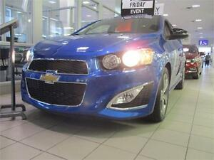 2016 Chevrolet Sonic RS