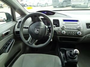 2007 Honda Civic 4 DR Sedan | 5sp Manual | Comfortable & Economi Edmonton Edmonton Area image 5