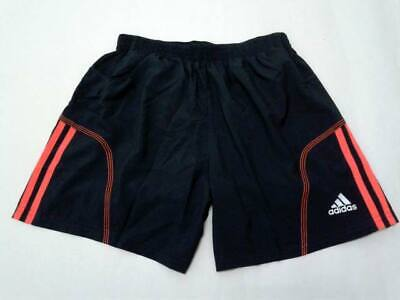 Adidas Mens Running Shorts UK Small Response 5 inch W50334 Navy (Adidas Response 5 Inch Mens Running Shorts)