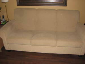 Love seat with 3 places sofa couch  JAYMAR