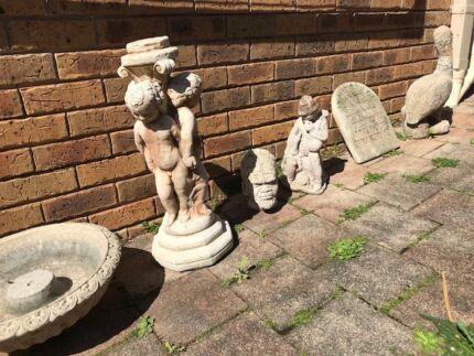 Fibreglass Bird Bath Molds | Other Garden | Gumtree Australia ...
