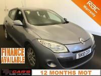 2010 Renault Megane 1.6 VVT 5 door ( 100bhp ) Extreme FINANCE AVAILABLE