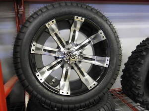 "Golf Cart Tires & RIM's, Alloy Rims for sale! 10-14"" Kitchener / Waterloo Kitchener Area image 1"