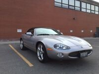 2001 Jaguar XKR SUPERCHARGED Convertible