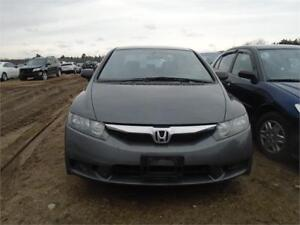2010 Honda Civic Sdn DX-G-AS IS