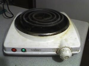 Portable Electric Cooking Range