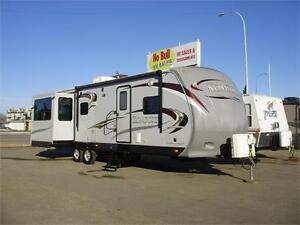 NOW SOLD! DOUBLE SLIDE COUPLE'S RV, REAR ENT, SLEEP 6!