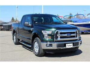 2016 Ford F-150 XLT Sask Tax Paid 4x4 SuperCab *Back Up Camera*