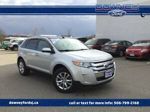 2014 Ford Edge PANO ROOF BLUETOOTH NAVIGATION HEATED SEATS
