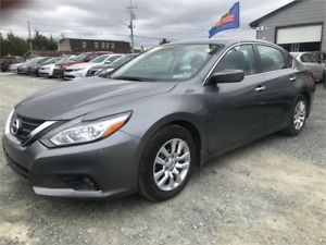 2018 Nissan Altima 2.5 S*Warranty* $130 Bi-Weekly OAC
