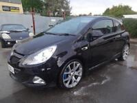 VAUXHALL CORSA VXR 1.6 16v TURBO~60 reg/2010~3 DOOR HATCHBACK~STUNNING~JUST 25k