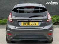 2016 Ford Fiesta 1.0 Ecoboost 125 Titanium X 5Dr Hatchback Petrol Manual