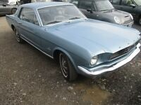 1966 Ford Mustang Coupe in Mint Condition