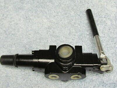 Nortrac 3-position 4-way Directional Control Manual Log Splitter Valve