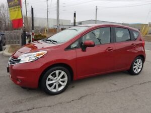 2014 Nissan Versa Hatchback NOTE SL, AUTOMATIC, BLUETOOTH, BACKU