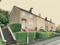 A Lovely 3 Bed End Terrace House to Rent Lochfield Area Paisley