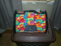 Small pet carrier case