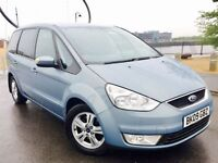 FORD GALAXY 2.0 ZETEC TDCI 5d 143 BHP BIG 7 SEATER WITH GREAT (blue) 2009