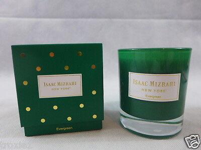 ISAAC MIZRAHI New York  Evergreen Luxury Fine Fragrance Scented Candle NIB