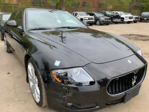 2013 Maserati Quattroporte S just arrived for sale at Pic N Save