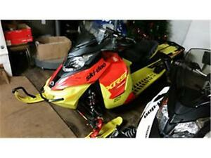 SKI-DOO 2015 XRS RENEGADE 2 YEAR WARRANTY