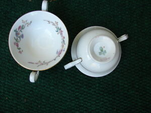 Bone China Cups Wedgewood Made in England