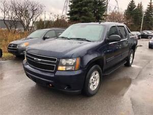 2007 Chevrolet Avalanche, Safety & ETEST for ON or QC INCL.