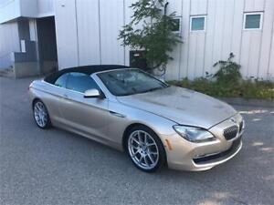 2012 BMW 650 CONVERTIBLE 69KM NAVIGATION CAMERA