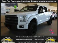 2015 Ford F150 Lariat FX4~Loaded~Lift~Rims~Tires Great Financing