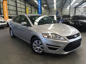 2012 Ford Mondeo MC LX PwrShift TDCi Silver 6 Speed Sports Automatic Dual Clutch Hatchback Murarrie Brisbane South East Preview