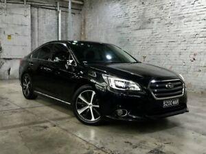 2014 Subaru Liberty B6 MY15 3.6R CVT AWD Black 6 Speed Constant Variable Sedan