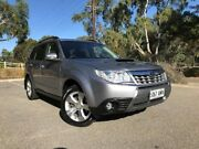 2010 Subaru Forester Silver Manual Wagon Hahndorf Mount Barker Area Preview
