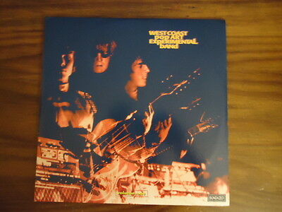 West Coast Pop Art Experimental Band Volume One - 2 LPs US Sundazed