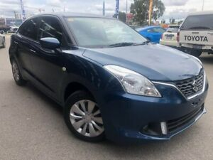 2018 Suzuki Baleno GL Blue 4 Speed Automatic Hatchback Cannington Canning Area Preview