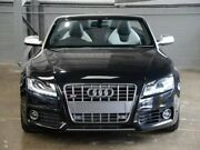 2011 Audi S5 8T MY11 S tronic quattro Phantom Black 7 Speed Sports Automatic Dual Clutch Cabriolet Albion Brisbane North East Preview