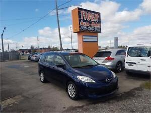 2010 Mazda Mazda5 GS***6 PASSENGERS**ONLY 156KMS**4 CYLINDER