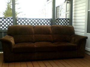 Full size Sofa and large chair set Great condition