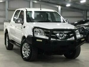 2015 Foton Tunland P201 White 5 Speed Manual Utility Phillip Woden Valley Preview