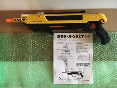 Refurbished  Out Of Box Bug A Salt  Direct From Manufacturer  Gun Fly Swatter