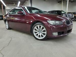 BMW 335XI COUPE 2008 / MANUELLE / CUIR / TOIT / MAGS / 128800KM!