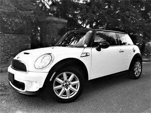 2012 MINI Cooper S Automatic Low Km Certified Must See $19,995.