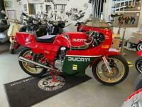 Ducati 900 SS 1980 Hailwood Replica