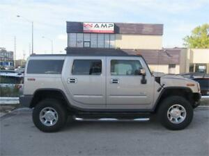 2007 HUMMER H2 SUV 4 WD 8 CYL Platinum, 6.0l, Very Clean
