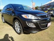 2012 Mazda CX-9 TB10A4 MY12 Luxury Black 6 Speed Sports Automatic Wagon Clontarf Redcliffe Area Preview