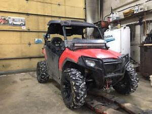 2012 RZR 800 for sale - lots of spare parts and extras