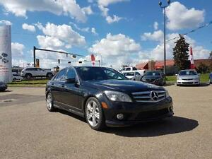 """2010 Mercedes- C300 AWD """"WOW only $185.88 bw EVERYONE APPROVED"""""""