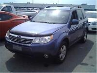 2010 SUBARU FORESTER 2.5X LIMITED (AUTOMATIQUE, AWD, TOIT PANO!)