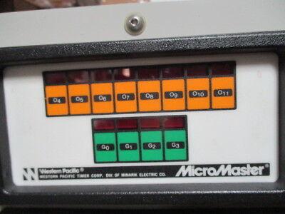 Minarik MicroMaster WP6311-AAAA Controller, WP6311AAAA, WP6311, 424540