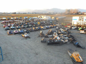 Used Snowmobile Parts